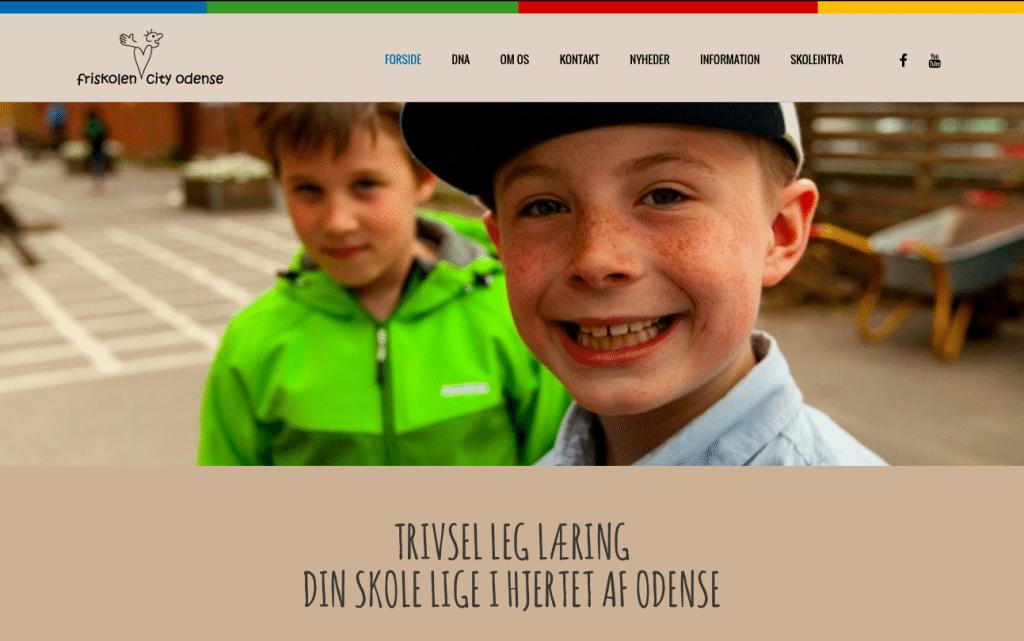 Friskole i Odense