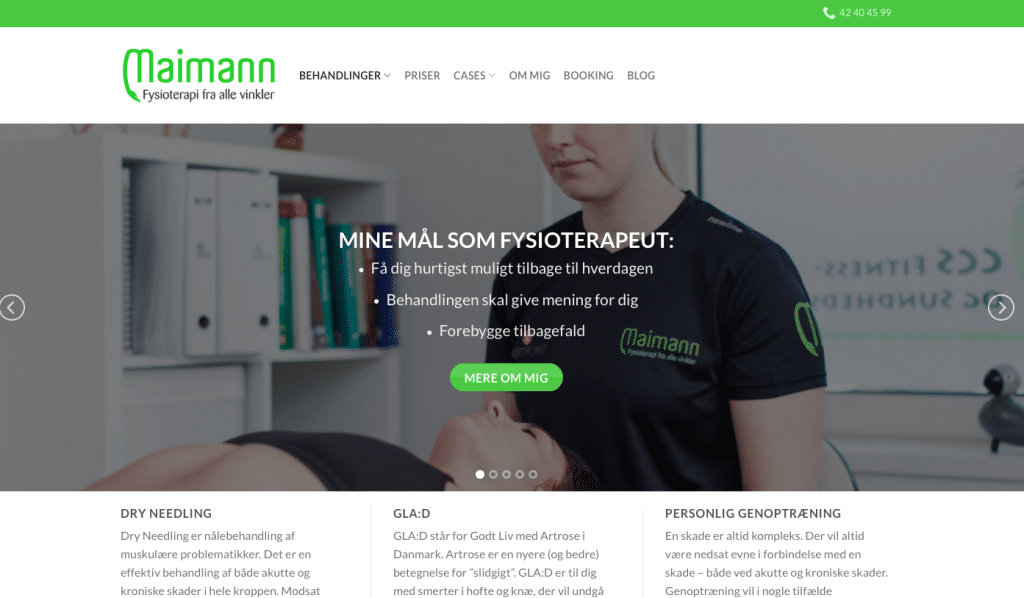Fysioterapi Odense