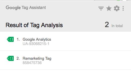 Google tag assistant hjælp